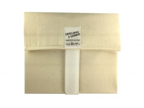 Unbleached Cotton Envelope Wrap